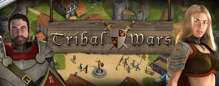 Tribal Wars Image