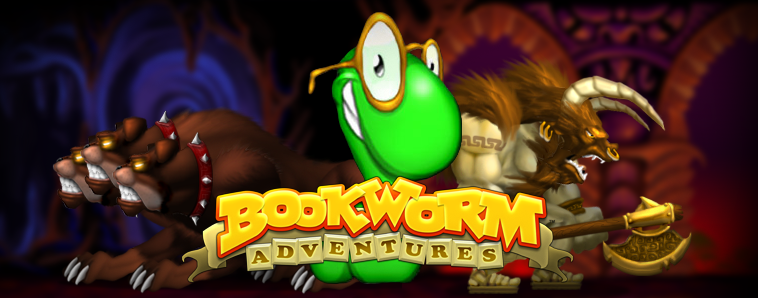 Bookworm Adventures Image