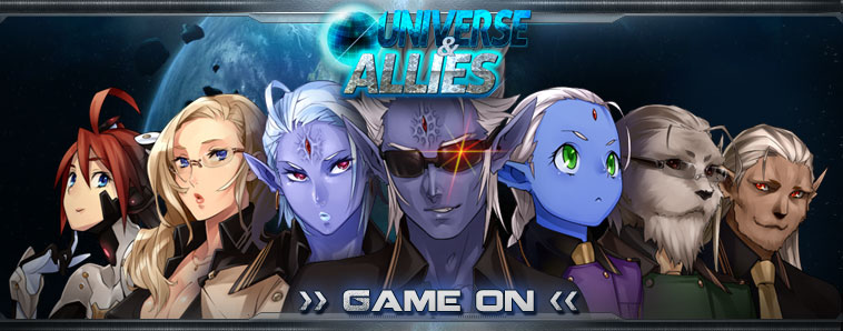 Universe and Allies (UNA) Image