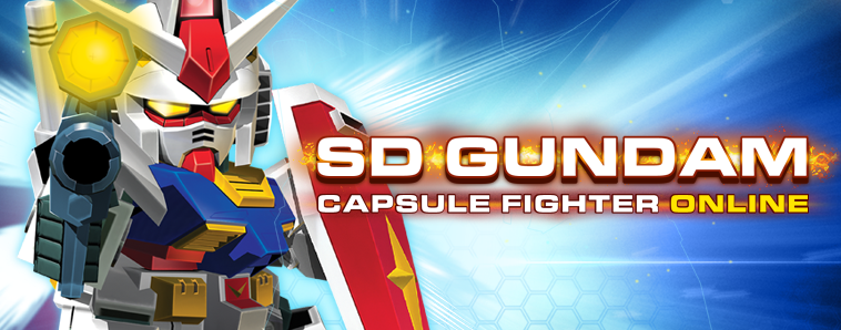 SD Gundam Capsule Fighter Online (SEA) Image