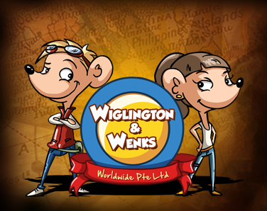 The Travels of Wiglington & Wenks Image