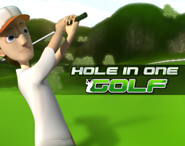 Hole in One Golf Image
