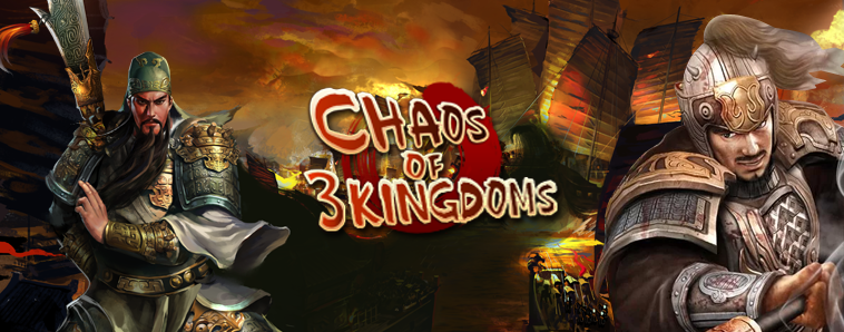 Chaos of Three Kingdoms Fantasy