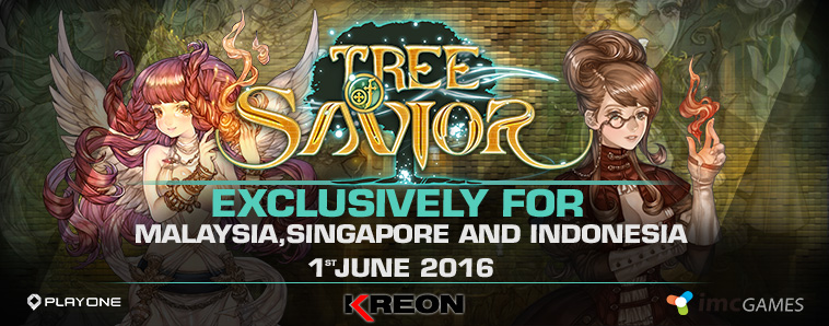Tree of Savior Tri (INA)